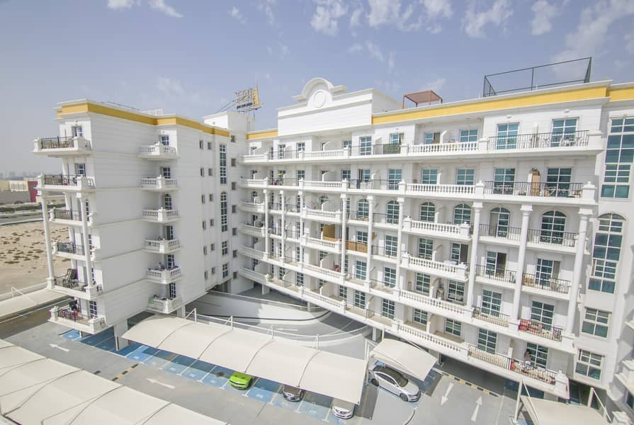Affordable 1 BHK in QASR Sabah with Balcony + Parking