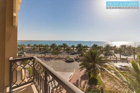 شقة 1 غرفة نوم للبيع في جزيرة المرجان، رأس الخيمة - Spacious One Bedroom Apartment - Bab Al Bahr