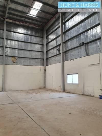 مستودع  للبيع في الغيل، رأس الخيمة - Keys with us - Ready Labor Camp and Warehouse Warehouse
