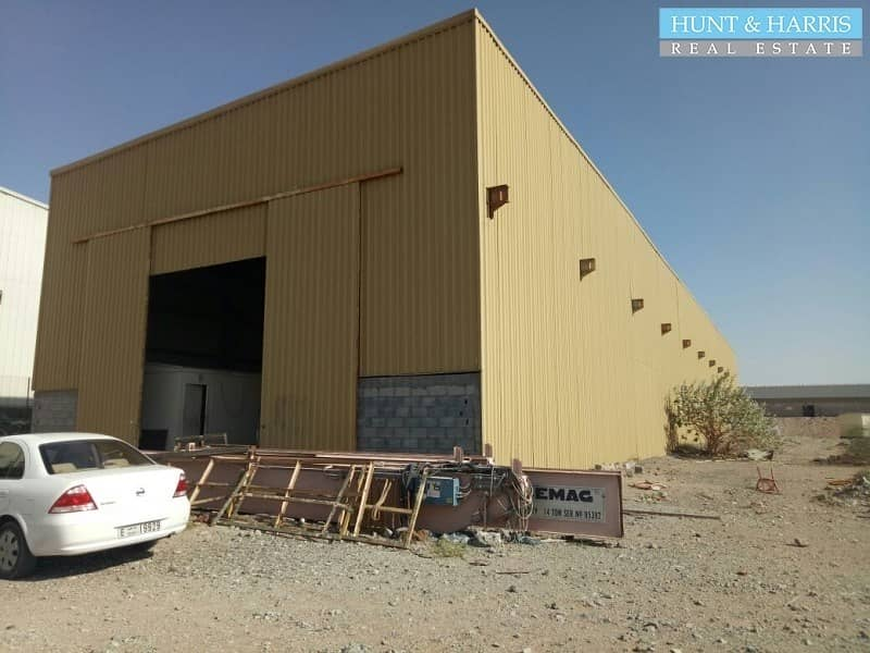Ready - Warehouse -  Strategically Located  - Industrial Zone