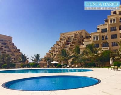 1 Bedroom Flat for Rent in Al Marjan Island, Ras Al Khaimah - Spacious 1 Bedroom by the Beach - Bab Al Bahr - Al Marjan Island