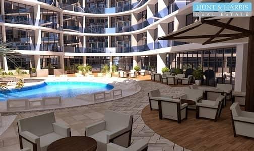 Hotel Apartment for Sale in Al Marjan Island, Ras Al Khaimah - 10 Percent for 5 Years including 3 Year Visa  - 2 Weeks Free Stay