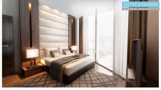 2 Bedroom Hotel Apartment for Sale in Al Marjan Island, Ras Al Khaimah - 10 Percent net return for 5 years - 3 Year Visa Included