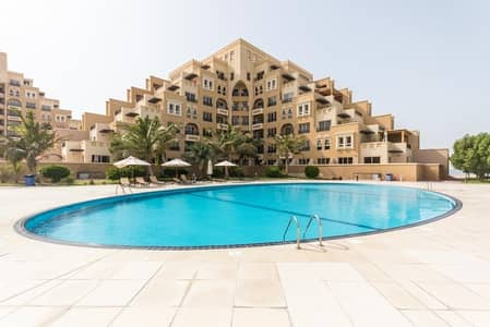 1 Bedroom Apartment for Sale in Al Marjan Island, Ras Al Khaimah - Large 1 Bedroom with Terrace - Private Beach Available