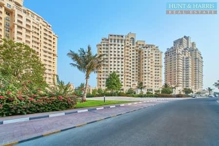شقة 1 غرفة نوم للبيع في قرية الحمراء، رأس الخيمة - Vacant - One Bedroom Apartment - Golf Course View