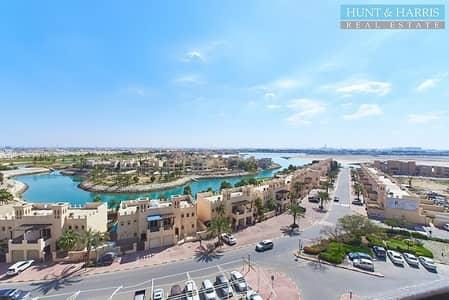 استوديو  للايجار في قرية الحمراء، رأس الخيمة - 12 cheques - Al Hamra Village - Cozy Studio - Available now