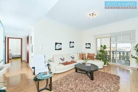 شقة 2 غرفة نوم للبيع في قرية الحمراء، رأس الخيمة - Price Drop - Affordable Upgraded Luxury Marina Apartment