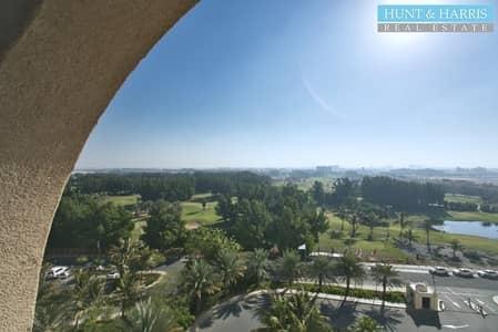 شقة فندقية  للايجار في قرية الحمراء، رأس الخيمة - Luxury Hotel Apartment. Spacious Studio With Sea Views