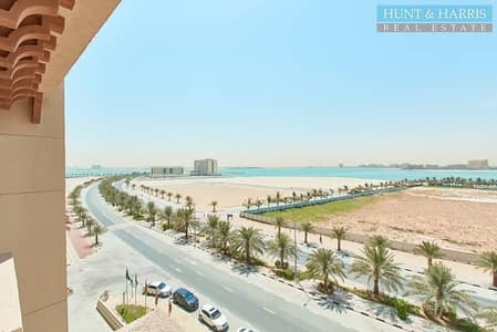 Hotel Apartment for Rent in Al Marjan Island, Ras Al Khaimah - Luxurious Resort Living - Furnished Studio  - Sea View