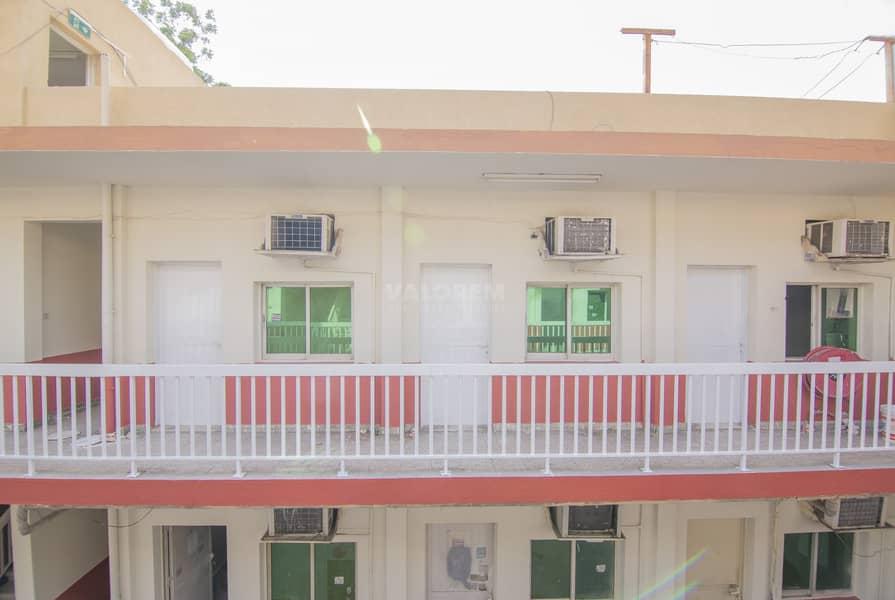25 Rooms /AED1215 per room (DEWA