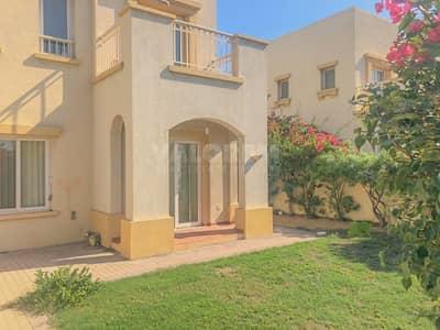 فیلا 2 غرفة نوم للايجار في الينابيع، دبي - WELL Maintained|2 bed+Study|Near Pool|4E