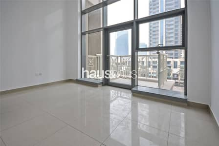 Studio for Sale in Downtown Dubai, Dubai - Studio | Available Now | Boulevard View