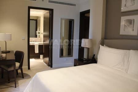 شقة 2 غرفة نوم للايجار في وسط مدينة دبي، دبي - Fountain View | Fully Furnished | 2BR