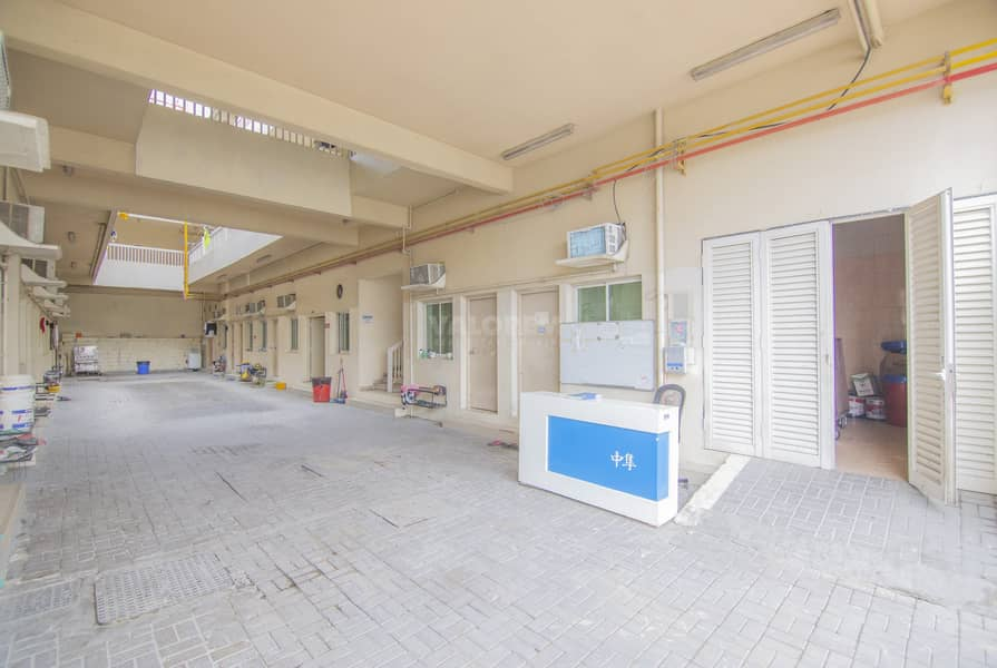 18 Rooms 2400 All Incl close to Al Marabea Street