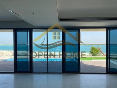 7 Bedroom Villa for Sale in Saadiyat Island, Abu Dhabi - Sparkling 7BR Villa l Direct access to the beach for Affordable Price!