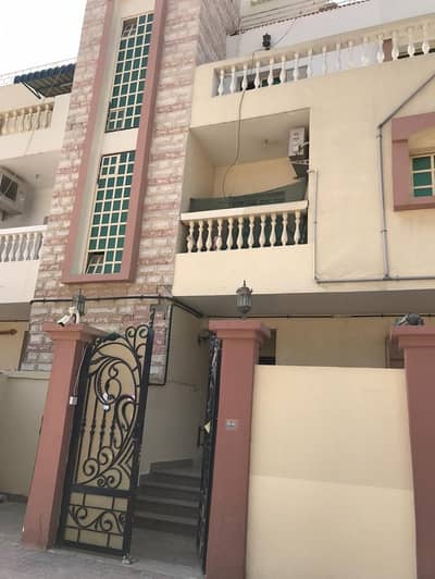 3 Bedroom Villa for Rent in Al Mowaihat, Ajman - Ground floor of the villa in Al Mowaihat, separate entrance