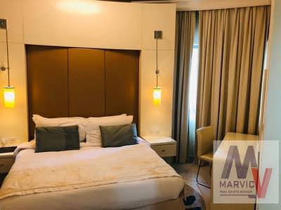 فلیٹ 1 غرفة نوم للايجار في وسط مدينة دبي، دبي - Stunning view of Burj Khalifa 1 bedroom Furnished for  RENT