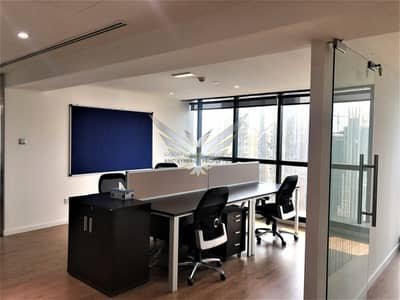 ***WELL FITTED***READY TO MOVE OFFICE FOR SALE | HIGH FLOOR  | HIGH CEILING |1245 SQ.FT