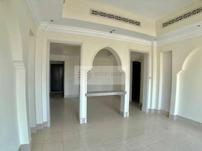 فلیٹ 2 غرفة نوم للايجار في المدينة القديمة، دبي - Spacious 2BR with Balcony | Vacant on End of April