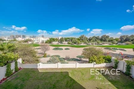 فیلا 5 غرف نوم للايجار في مدينة دبي الرياضية، دبي - Upgraded | Pool Nearby | Golf Course View
