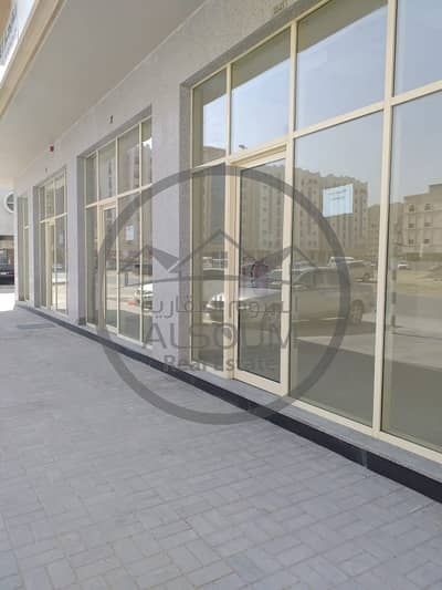 Shop for Rent in Muwaileh, Sharjah - COMMERCIAL SHOP FOR RENT AT NEW MUWAILAH SCHOOL  AREA