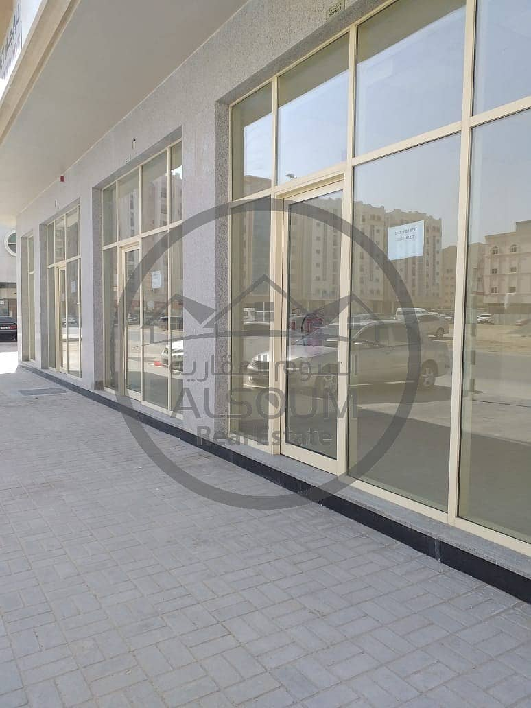 COMMERCIAL SHOP FOR RENT AT NEW MUWAILAH SCHOOL  AREA