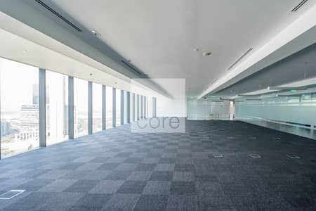 Office for Rent in DIFC, Dubai - Spacious Fitted Office | High Floor