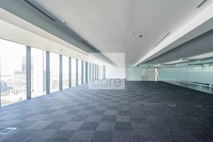 Spacious Fitted Office | High Floor
