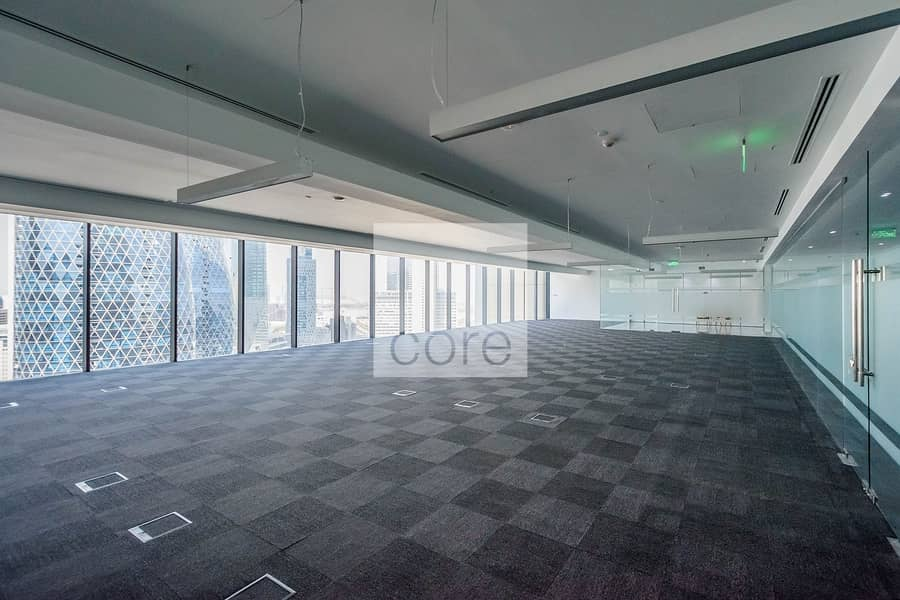 2 Spacious Fitted Office | High Floor