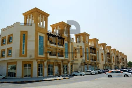 Shop for Rent in Al Nasserya, Sharjah - Best Retail Shops for Rent - TGA - 2 Months Free