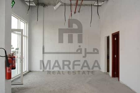 Shop for Rent in Al Nasserya, Sharjah - Best Retail Shops for Rent - TGA - 2 Months Free