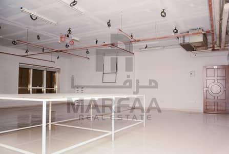 مکتب  للايجار في القصباء، الشارقة - Super Deluxe Office Space for Rent - Free Chillers