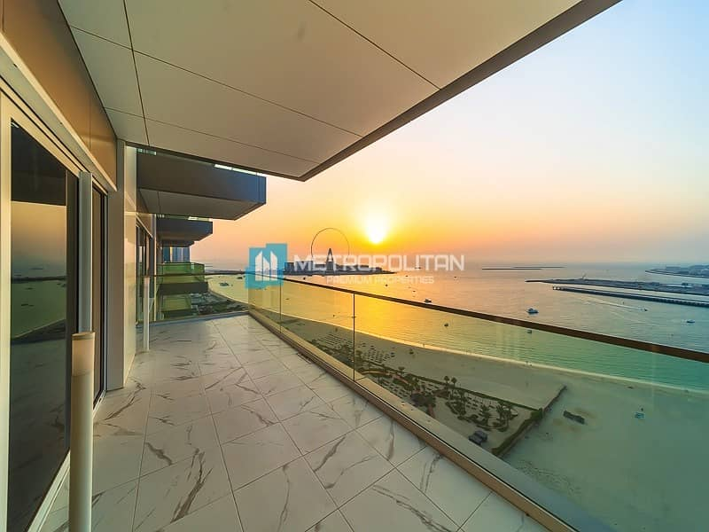 Resale 2 Bedroom Mid Floor | Best Price | Sea View