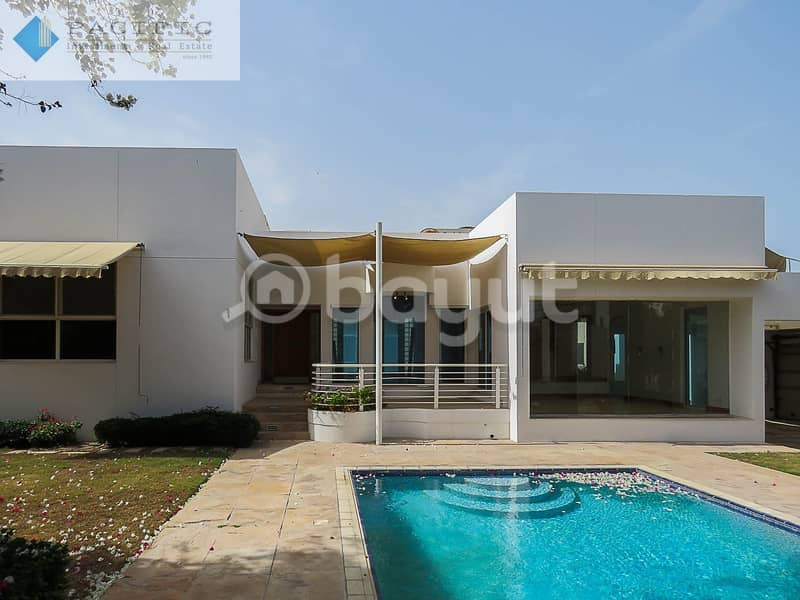 Open Kitchen | Private Pool | Single Story