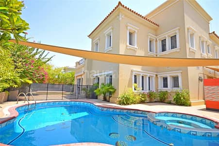 4 Bedroom Villa for Sale in Arabian Ranches, Dubai - Stunning B1 | Extended | Private Pool.