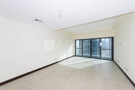 Unfurnished | 1 BR | Lake and Marina view