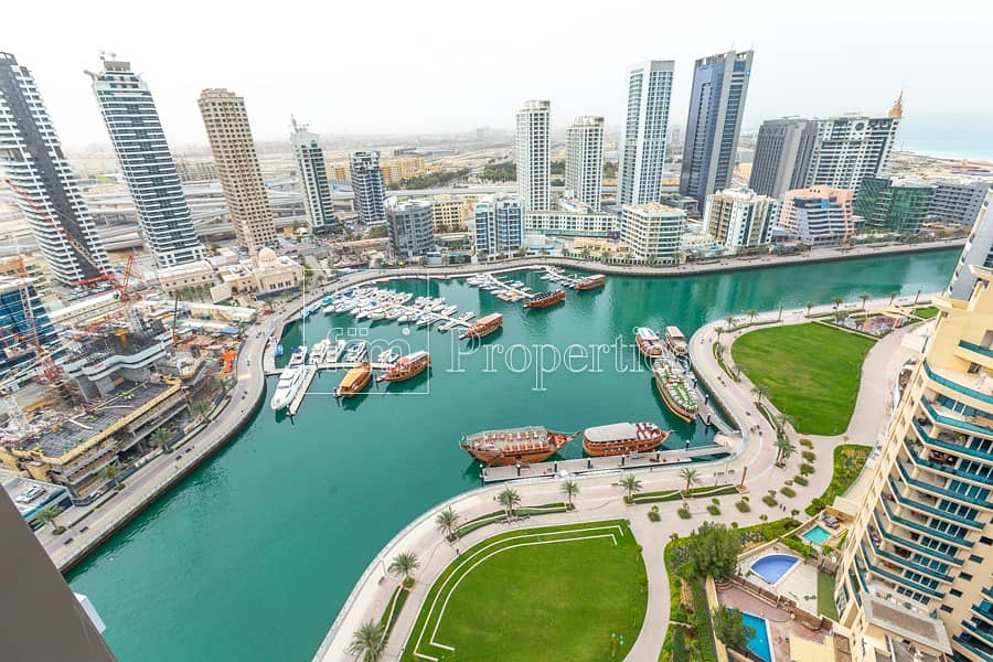 New Building in Dubai Marina | Sparkle Towers