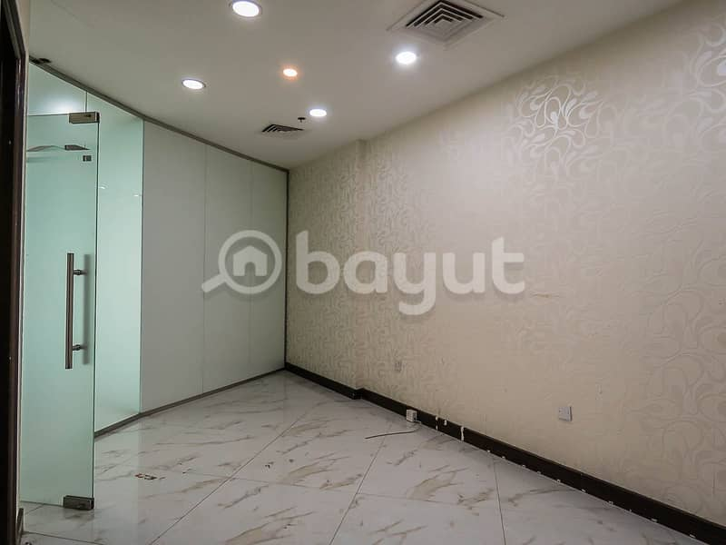 26 Zero Commission Office Space in Dubai Creek Tower with 1 month rent free inclusive chiller and water