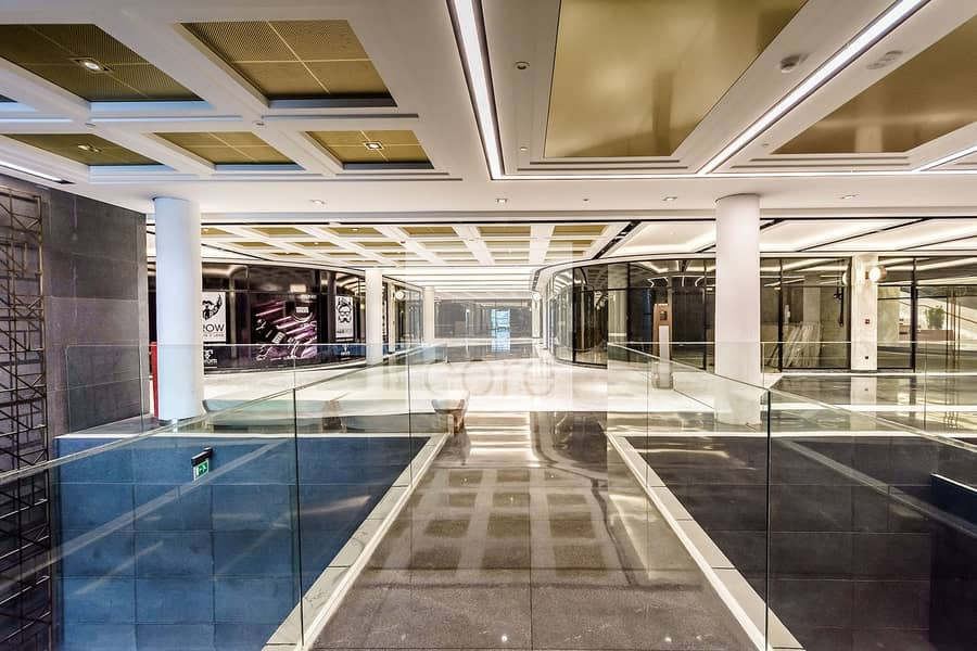 10 Easily Accessible | Retail Space Vacant