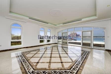 6 Bedroom Villa for Sale in Palm Jumeirah, Dubai - Bespoke | Tip Villa | 13000 sq ft
