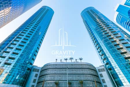 1 Bedroom Flat for Rent in Al Reem Island, Abu Dhabi - Classy Style 1BR Apartment in Al Reem