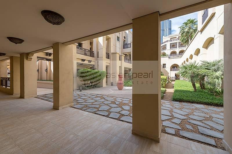 2 Spacious 2 Bedroom Ensuite with Balcony | Al Tajer