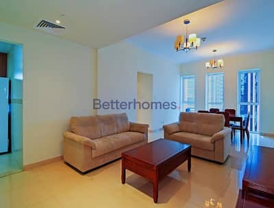 Furnished | Vacant | With Balcony | Park View