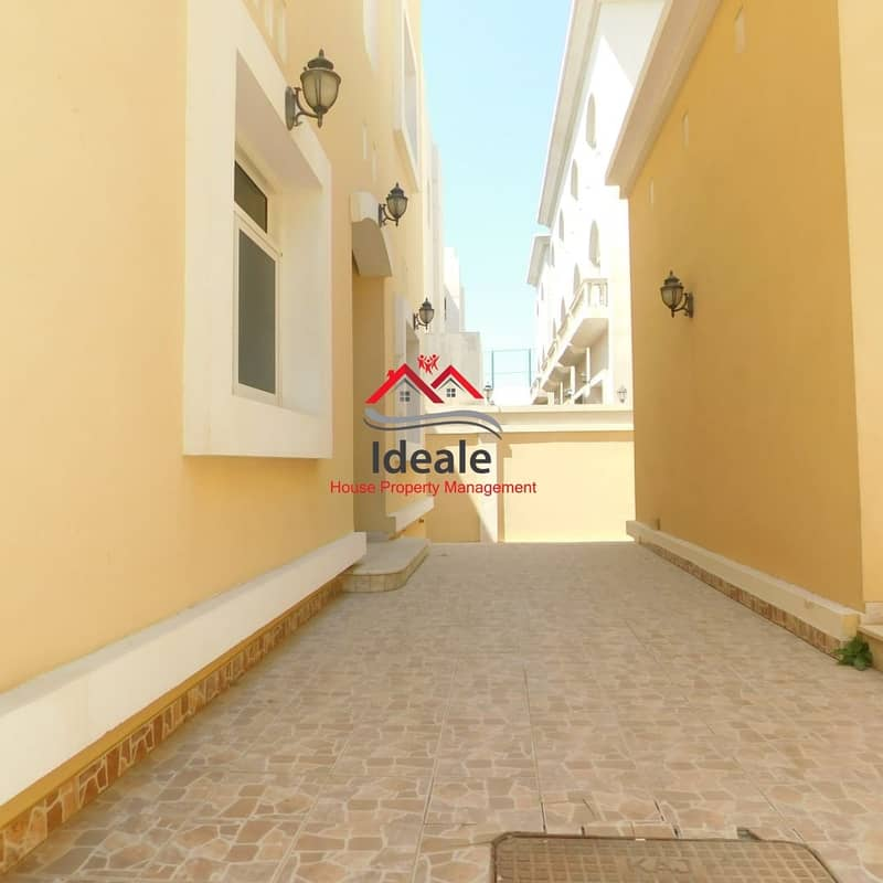 1 Brand New 6 BHK villa  at Bateen - Abu Dhabi