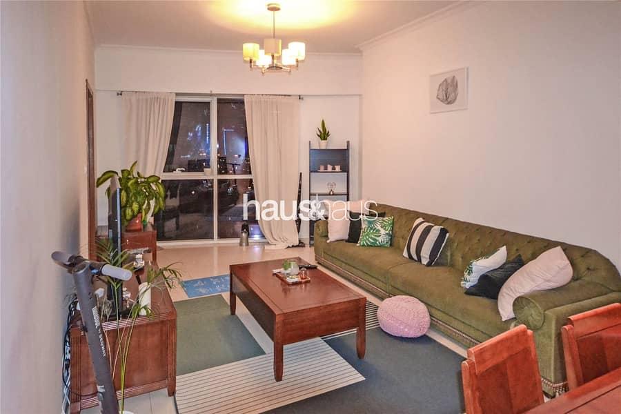 Furnished | 1Bedroom | Low Floor | Pool Terrace