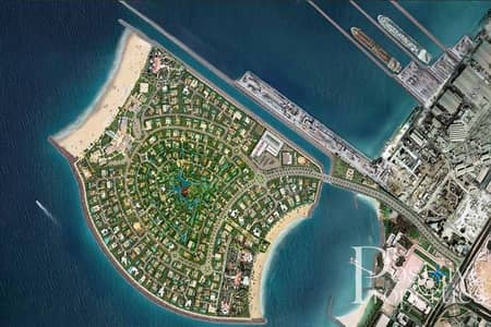 Plot for Sale in Pearl Jumeirah, Dubai - BEACH PLOT |PEARL JUMEIRAH | BEST DEAL