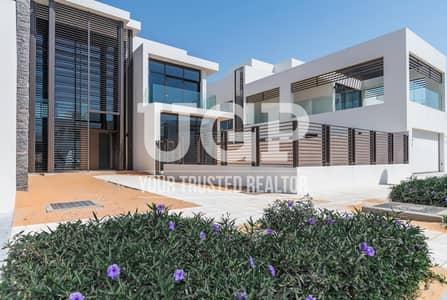 4 Bedroom Villa for Rent in Saadiyat Island, Abu Dhabi - Vacant and Brand New Big Layout Villa w/ Maids Rm.
