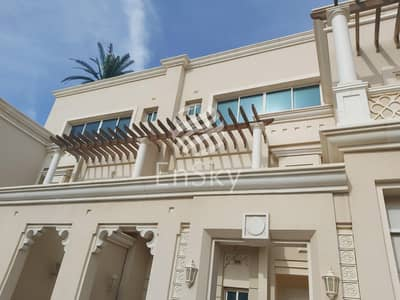 5 Bedroom Villa for Rent in The Marina, Abu Dhabi - Commercial Villa |Prime Location |Reasonable Rent
