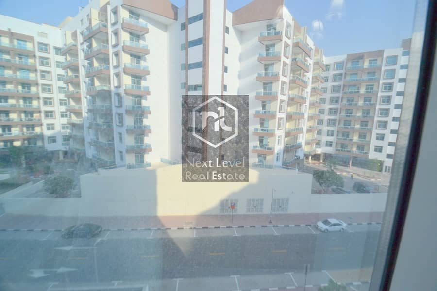 10 MOUTH WATERING ONE BED ROOM WITH POOL VIEW IN SILICON OASIS WITH SUPREME RETURN
