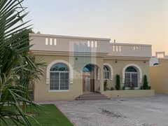 For sale 7 BR good single floor villa with large yard (1023)